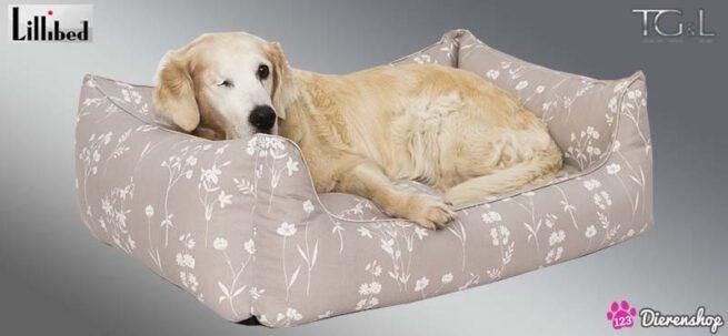 Hondenmand Lillibed® Fiorella Beige-0