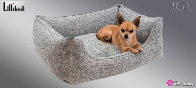 Hondenmand Lillibed® Coco Lichtgrijs-0