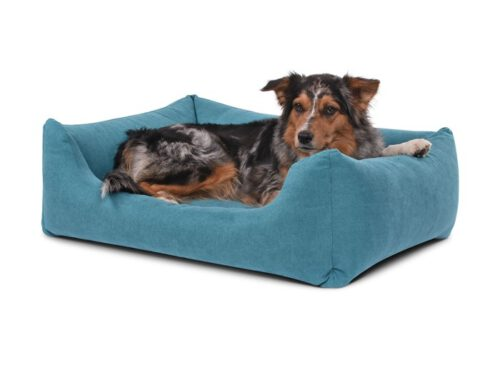 Hondenmand Comfort Dream Turquoise-0