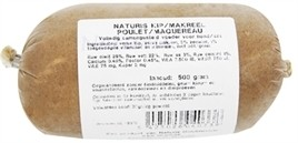 Naturis Kip Makreel 500 gram-0