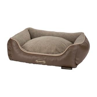 Orthopedische hondenmand Scruffs Chateau Latte 90 cm-0