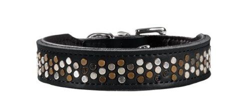 Halsband Hunter Rivellino Zwart-0
