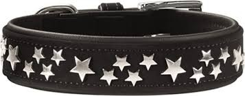 Halsband Hunter Softie Stars 32 - 40 cm-0