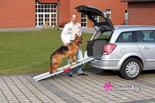 Honden Loopplank Aluminium-0