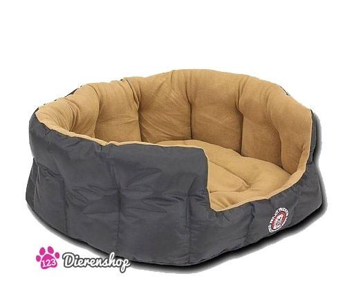 Hondenmand Doggy Bag Xtreme Teddy Zwart-0