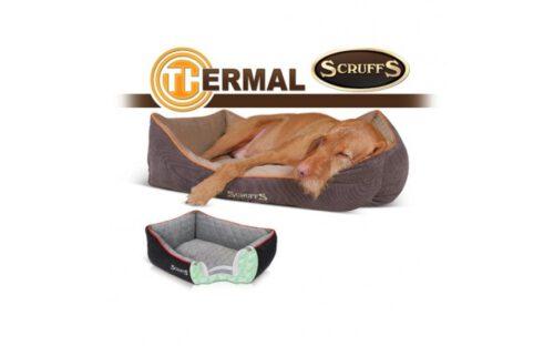 Hondenmand Scruffs Thermal Bruin-0