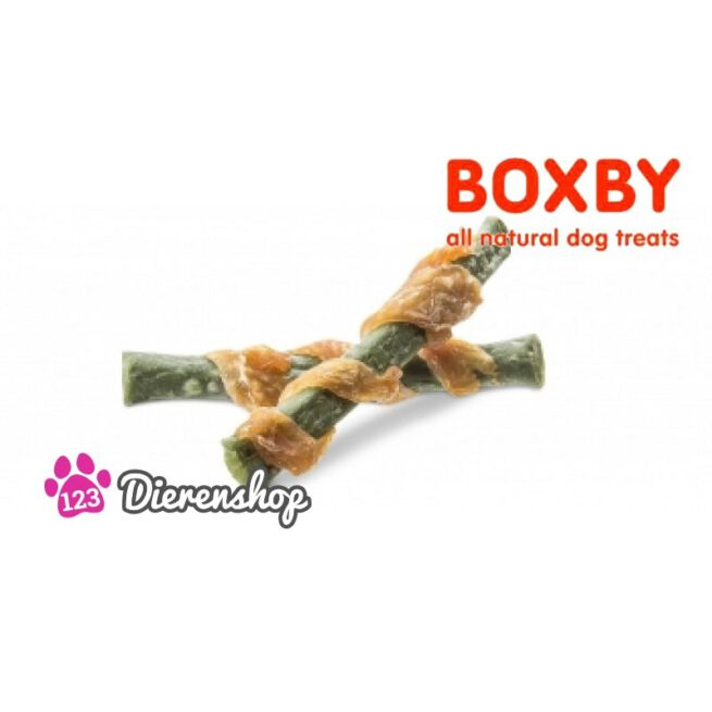 Proline Boxby Chicken Spinach 100 gram-19200