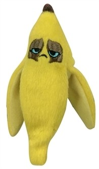 Grumpy Cat Bananenschil-0