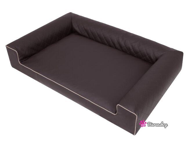 Hondenmand Lounge Bed Indira Bruin 100 cm-19587