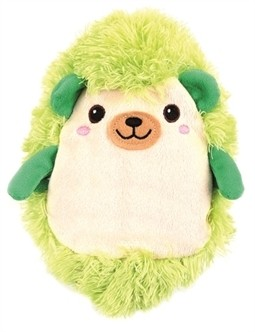Hondenspeelgoed Pluche egel groen-0
