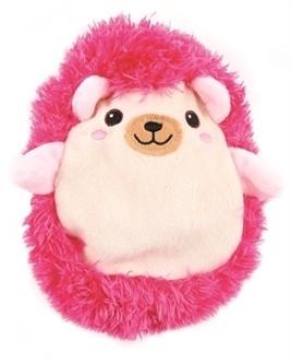 Hondenspeelgoed Pluche egel roze-0