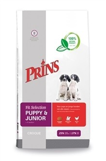 Prins Fit Selection Puppy & Junior 10 kg-0