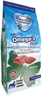Renske Mighty Omega Plus Kalkoen & Eend geperst 15 kg-0