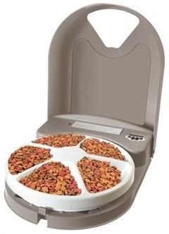 Petsafe Eatwell Automatische voerbak voor 5 maaltijden-0