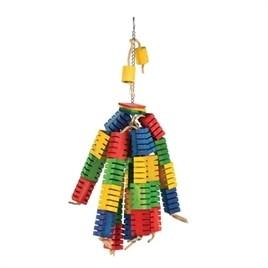Vogelspeelgoed Groovy Clour Blocks 50 cm-0