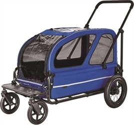 Airbuggy Carriage Royal Blue -0