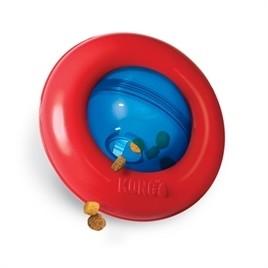 Hondenspeelgoed Kong Gyro Voerbal Small-0