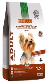 Biofood Adlult Small Breed 1,5 kg-0