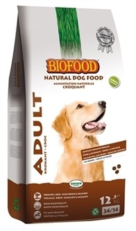 Biofood Adult Krokant 12,5 kg-0