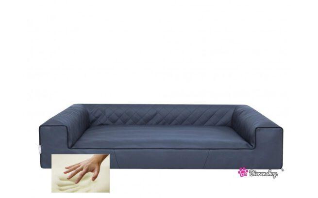 Orthopedische hondenmand Lounge Bed Indira Antraciet 120cm-0