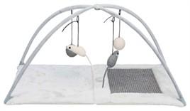Krabmat Trixie grijs 60cm-20378