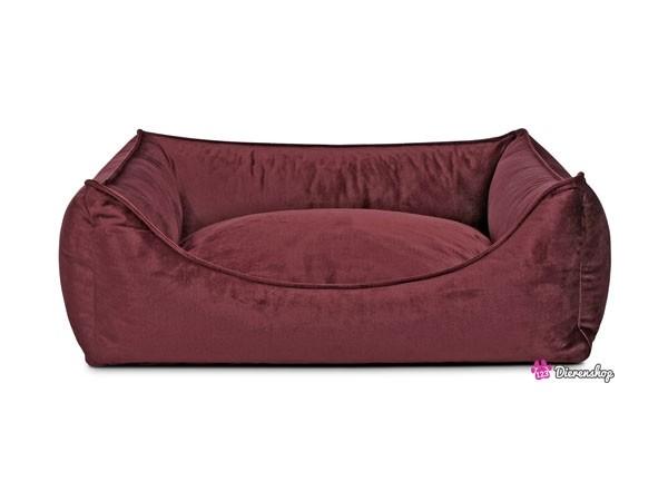 Hondenmand Glamour Bordeaux 130cm-0