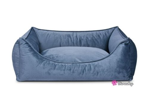 Hondenmand Glamour Turquoise 130cm-0