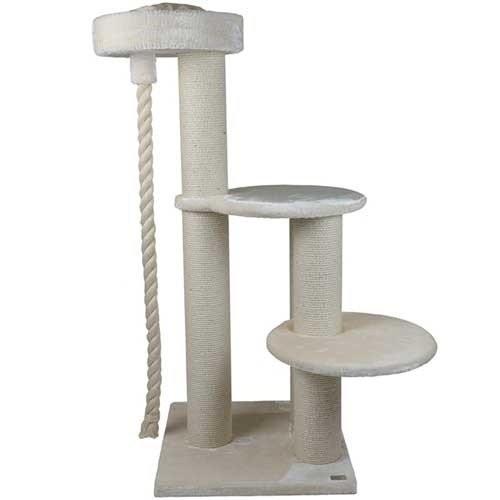 Krabpaal Sturdy Beige 145cm-0