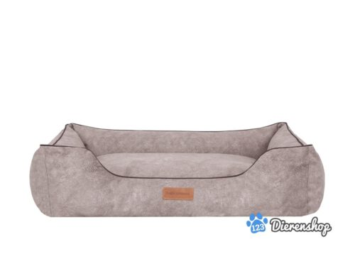 Hondenmand Indira Misty Taupe-0