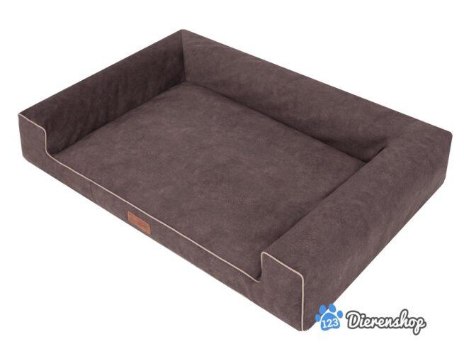 Hondenmand Lounge Bed Indira Misty Bruin-21291