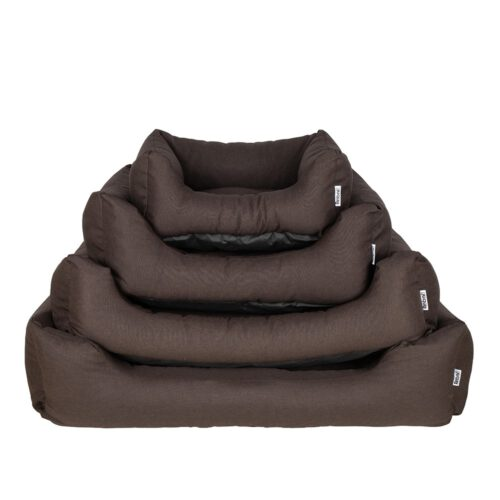 Hondenmand Rebel Petz Chocolate Brown 120cm-0