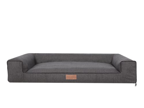hondenmand lounge bed inari antraciet