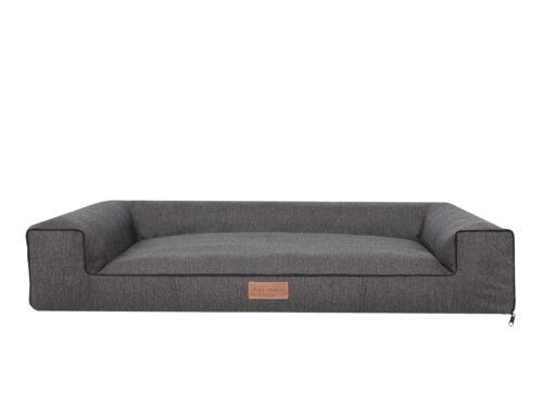 hondenmand lounge bed inari antraciet