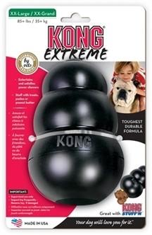 KONG Extreme Zwart King-0
